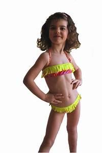 Size Chart Calvin Klein Kids Swimsuit Bando Macrame Bottoms With Ties 1115