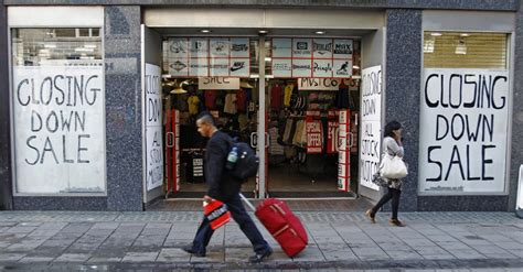 uk businesses   bust
