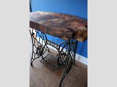 25+ Best Ideas about Singer Sewing Tables on Pinterest