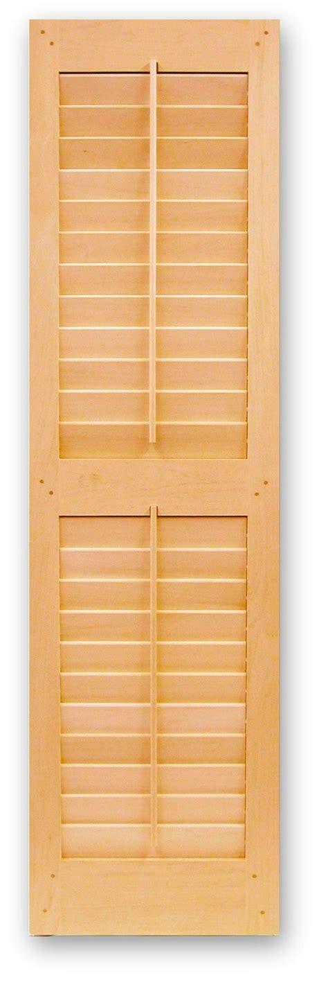 adjustable louvered shutters plans diy