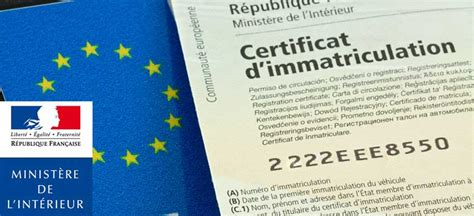Carte Grise Minute by Votre Carte Grise 224 Brest En 10 Min Certificat D