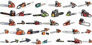 Different Types Of Chainsaws - The Pro Cutter