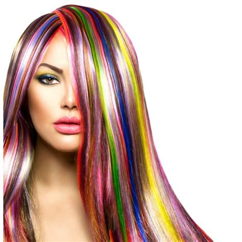 Color Temporary Hair Dye Non Toxic Hair Chalk 1561