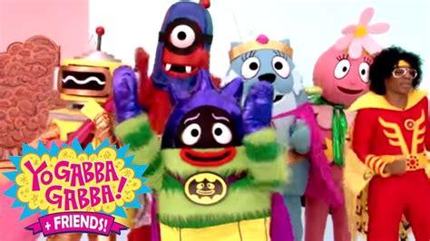 yo gabba gabba 306 superhero full episodes hd season 3 youtube