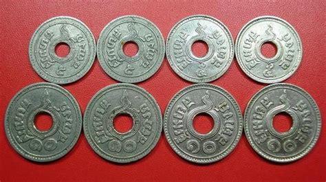 สตางค์รู 8 เหรียญ ..... ( 5 สตางค์ 4 เหรียญ + 10 สตางค์ 8 ...