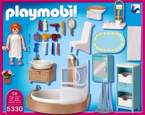 플레이모빌 Playmobil 5330 Badezimmer