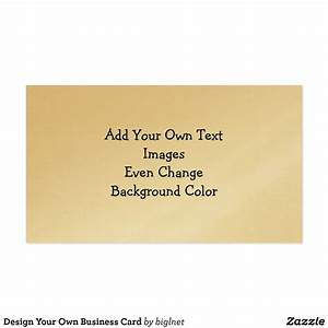 Design your own business card zazzle for Customize your own business cards