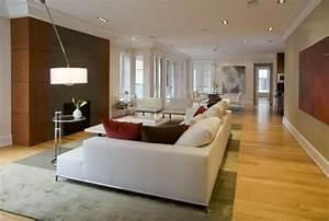 Wohnzimmer Streichen Modern : wohnzimmer renovieren 100 unikale ideen ~ Bigdaddyawards.com Haus und Dekorationen