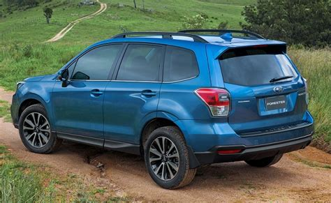 2019 Subaru Forester Redesign, Platform, Changes 2018