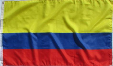 Colombia Flag 3'x5′ – NMFC