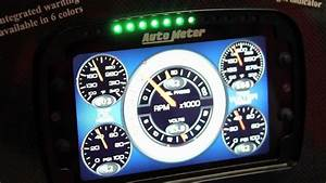 Auto Meter U0026 39 S Lcd Gauge Display Is A Whole New Level Of