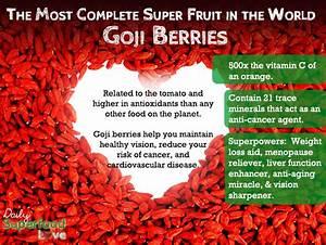 Goji Berry Benefits | Raw Ayurveda