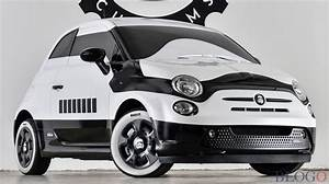 Fiat Garage : fiat 500e stormtrooper garage italia customs ~ Gottalentnigeria.com Avis de Voitures