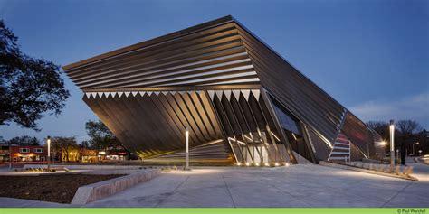 Eli And Edythe Broad Art Museum  Zaha Hadid Architects