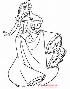 Sleeping Beauty Printable Coloring Pages 2 | Disney ...