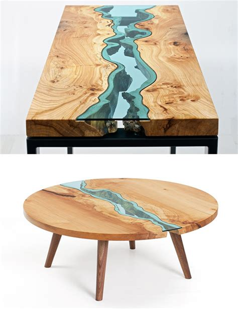 12 Cool And Creative Table Designs  Design Swan