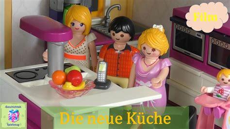 Playmobil Film Deutsch Die Neue KÜche ♡ Playmobil