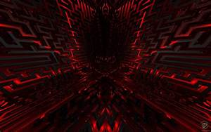 Cool Red And Black Wallpapers 6 High Resolution Wallpaper ...