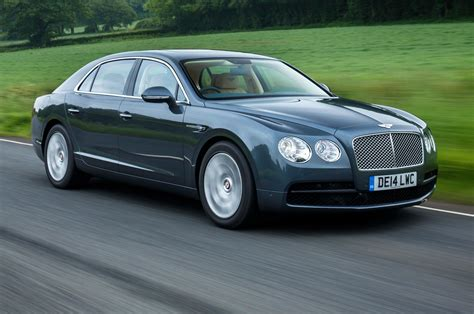 2018 Bentley Flying Spur V 8 Review Automobile Magazine