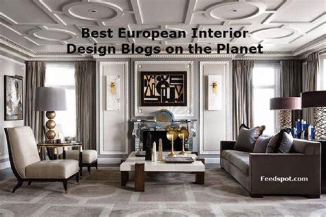 top 40 european interior design blogs websites