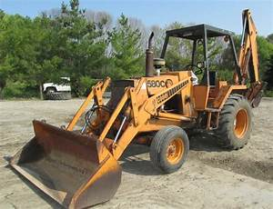 Case 580c 580ck Backhoe Loader Tractor Service Repair