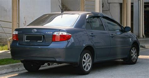 2006 Toyota Vios 1.5E | Photographed in Cyberjaya ...