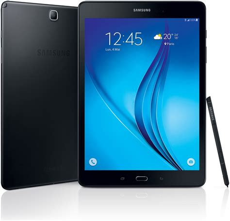 samsung with samsung galaxy tab a with s pen sm p550 specs and price