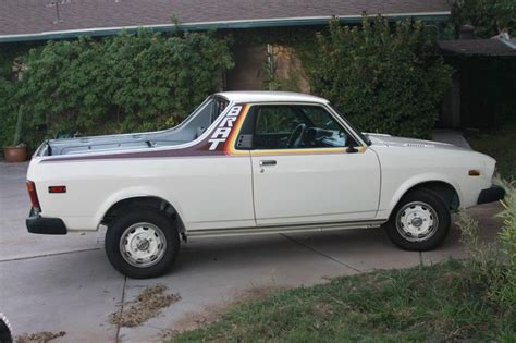 subaru brat baja 81 best images about subaru baja brat on pinterest
