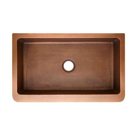 signature hardware   raina  single basin copper copper ebay