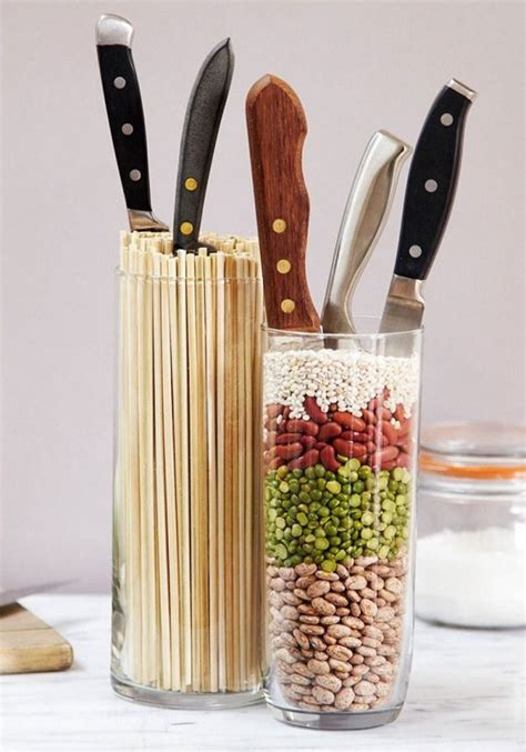 creative kitchen knives creative knife holders for kitchen of me
