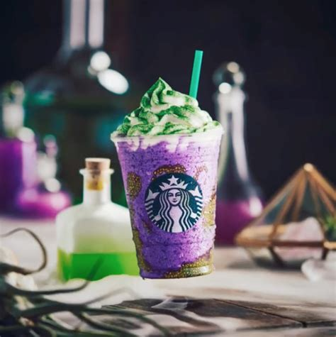 But there's actually a lot of good in it. Everything You Need to Know About Starbucks' New Halloween Frappuccino - Rachael Ray In Season
