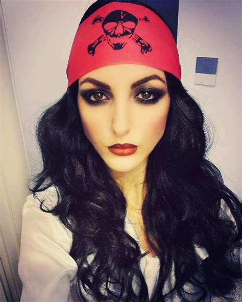 image result  pirate wench makeup  hair halloween
