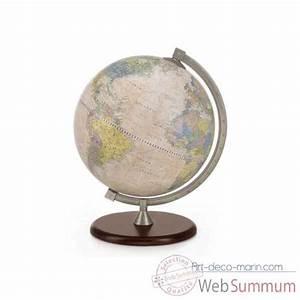 Mini Globe Terrestre : mini globe g ographique stellanova non lumineux mod le classique en latin sph re 10 cm ~ Teatrodelosmanantiales.com Idées de Décoration
