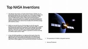 Nasa inventions we use daily