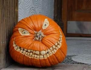 Halloween Kürbis Schablone : ber ideen zu k rbisse schnitzen auf pinterest ~ Lizthompson.info Haus und Dekorationen
