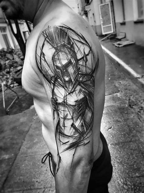 Inez Janiak sketch tattoos | Tatouage bras, Tatouage