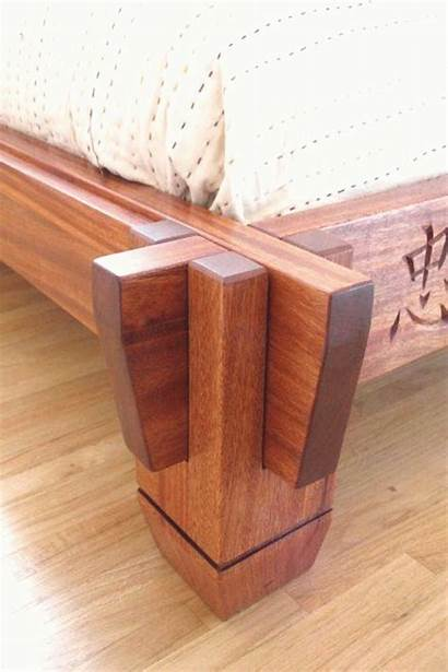 Joinery Bed Aluminium Furniture Industrial Wood Japanese