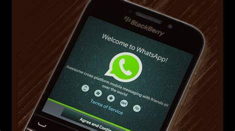 continue using whatsapp on blackberry 10 even after december 31 2017