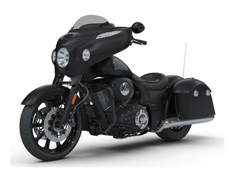 New 2018 Indian Chieftain Dark Horse® Abs Motorcycles In