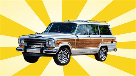 Fans Of The Iconic Woody Wagoneer Are Freaking Out About