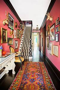 Le tapis pour escalier en 52 photos inspirantes