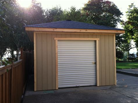 4 Foot Roll Up Garage Door by About Add Ons Millerbuilt