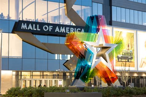 mall  america star feature architizer