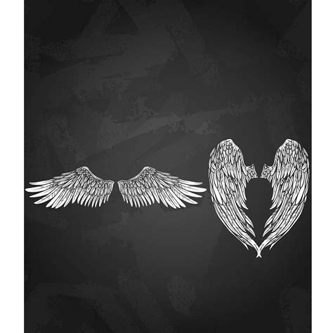 falcon angel wings printed backdrop backdrop express