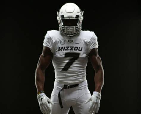 university  missouri dons  white uniforms  black