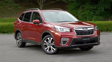 subaru forester youtube