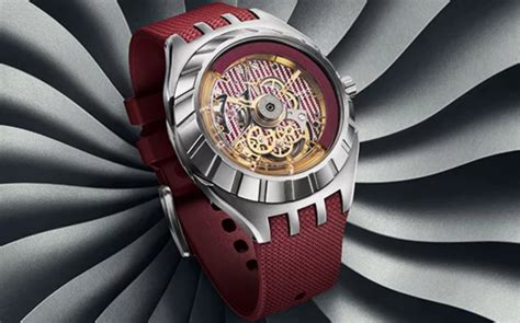 swatch edition limited mechanical collection maxim goes