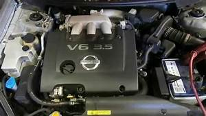 Wrecking 2005 Nissan Maxima Engine 3 5 Automatic  J13399