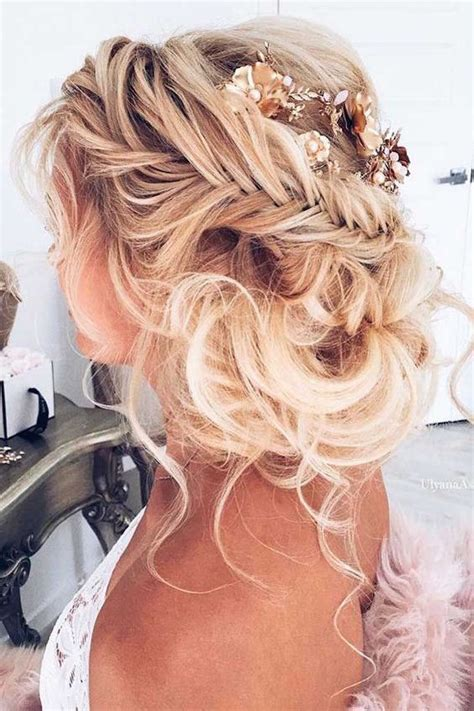 trending wedding hairstyles  dreamiest bridal hairdos