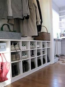 Garderobe Für Schmalen Flur : flurgestaltung 40 schlaue und platzsparende l sungen f r ihr zuhause ~ Bigdaddyawards.com Haus und Dekorationen